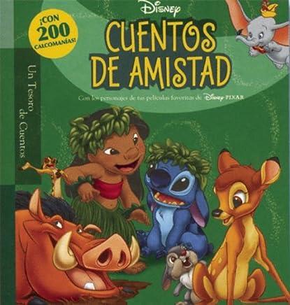 Disney Tesoro de cuentos: Cuentos de amistad (Disney tesoro de cuentos / Disney Treasury