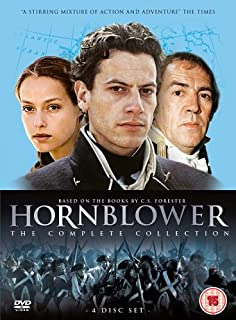 Hornblower - The Complete Collection [DVD] (B000GLKNTG) | Amazon price tracker / tracking, Amazon price history charts, Amazon price watches, Amazon price drop alerts