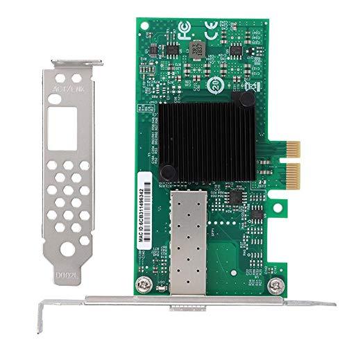 1000 Mbit/s PCIe-netwerkkaart Gigabit-kaart NIC-netwerkkaart PXE/Jumbo 1G SFP-interface Voor Windows/Linux Stabiele kernelversie 2.6.x / 3.x / 4.x enz