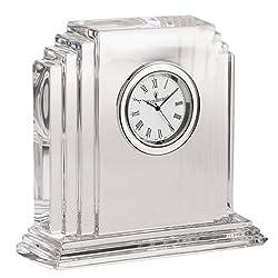 Waterford Crystal Metropolitan Small Clock