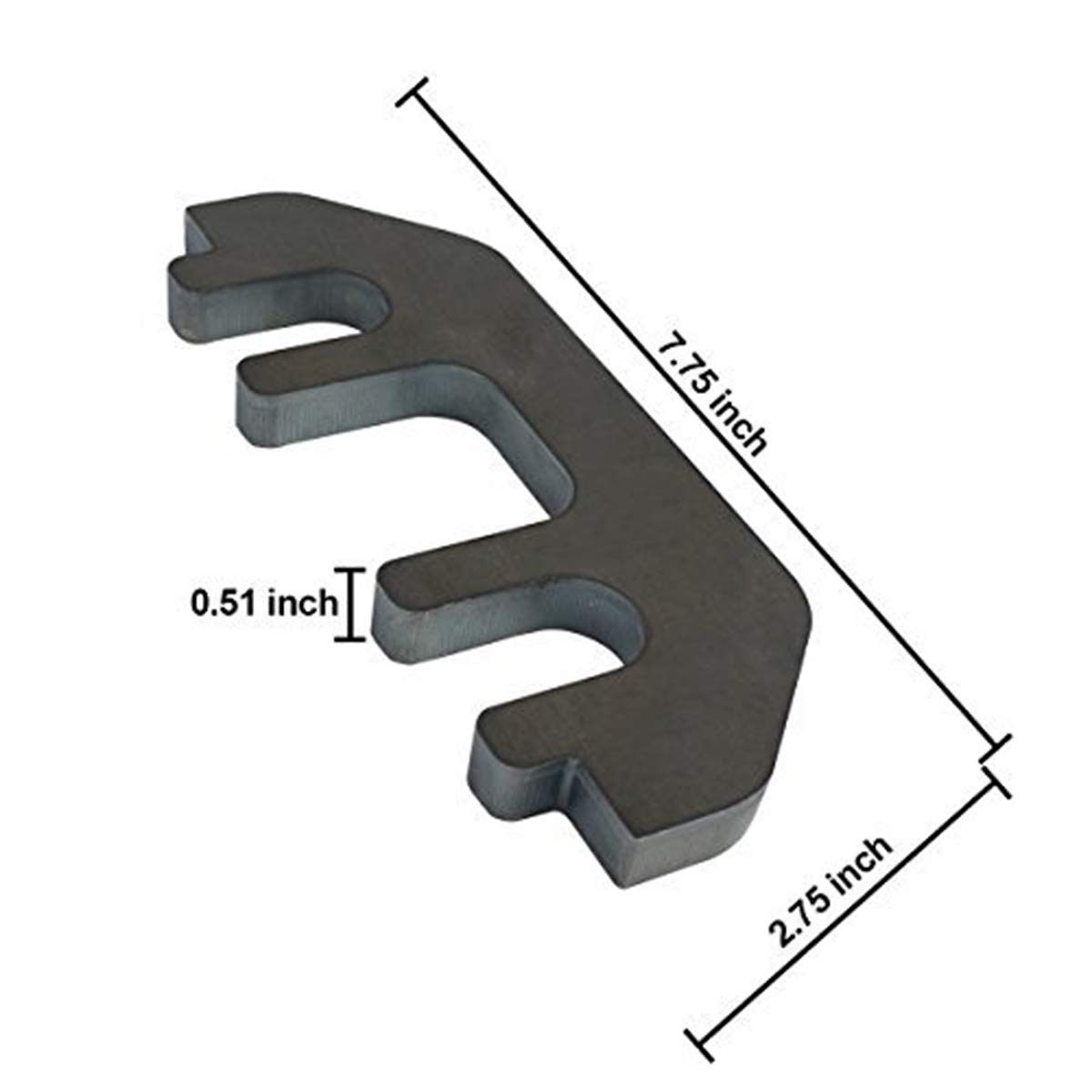 Genuine Hyundai 97314-26000-YD Defroster Nozzle Cover Left