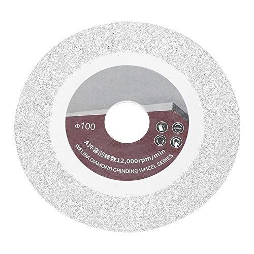 Diamonds Saw Blade, 100mm 60 Disco da Taglio a Maglie Accessori per Macchine da Taglio per Mola in Marmo per la Rettifica di Piastrelle in Ceramica