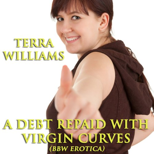 A Debt Repaid with Virgin Curves audiobook cover art
