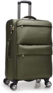 SMLCTY Trolley Case,carry On Luggage,carry On Luggage With Spinner Wheels,Practical And Beautiful Universal Wheel, Pull Box, Practical And Beautiful Oxford Bracket Box Business Suitcase
