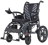 Fauteuils Roulants Légers pour Adultes, Fauteuil Roulant Électrique Pliant, Approuvé par Transports Accessible Aux Fauteuils Roulants Adultes Portable Scooter Médical