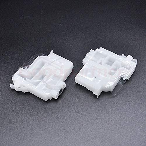 JRUIAN Printer Accessories 1758383 1758384 1724144 1724143 Adapter Assy Compatible with Epson L1110 L3100 L3101 L3110 L3150 L3151 L3160 L5190 L4150 L4160 L4167 L6160. (Color : 10X Black)