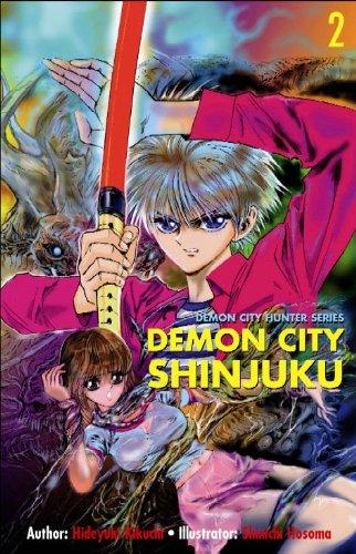 Demon City Shinjuku Volume 2: v. 2