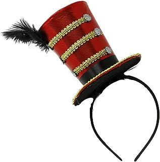 ringmaster mini hat