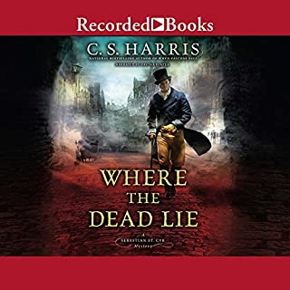 Page de couverture de Where the Dead Lie