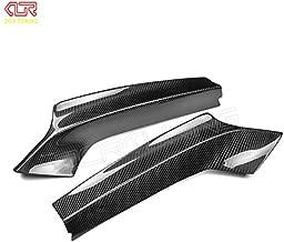 For BMW 2 Series F22 M235i M240i Carbon M-Tech Front bumper Splitter 2014 - UP Front Splitters Lips Flaps Carbon Fiber Kits