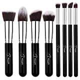 BESTOPE - 8 Piece Makeup Brush Set