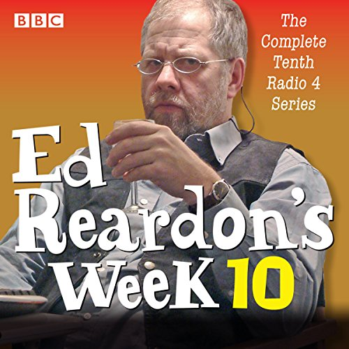 Ed Reardon's Week: Series 10 audiobook cover art