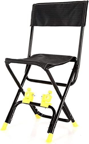 YGD Chaise De Pêche Simple Tabouret Pliant Portable Chaise D'extérieur Engins De Pêche Chaise De Pêche Chaise De Plage