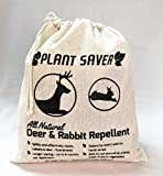 Organics by Cedar Creek Plant Saver All Natural Deer and Rabbit Repellent