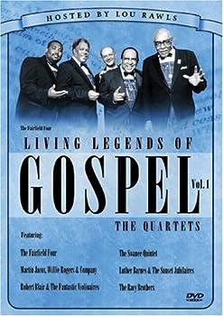 Living Legends of Gospel Vol 1  The Quartets