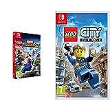 Warner Bros Lego Marvel: Super Heroes 2 Nintendo Switch & Lego City Undercover Nintendo Switch