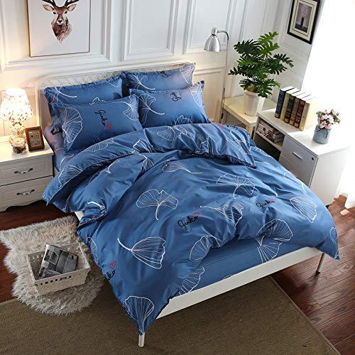 Gebruikt voor Home textiel vierdelige aloë katoen beddengoed student 1.5m Vierdelige set