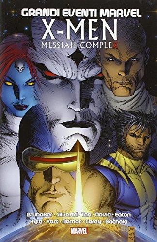 Grandi Eventi Marvel: Messiah Complex Ristampa