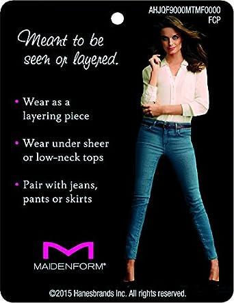 Maidenform Flexees Womens Shapewear Comfort Devotion Cami