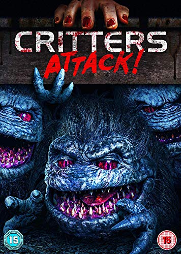 DVD1 - Critters: Attack! (1 DVD)