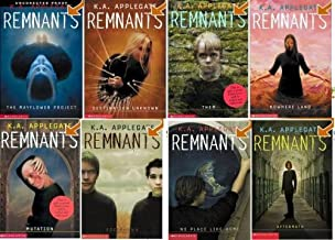 Remnants 8 Book Set (1 the Mayflower Project, 2 Destination Unknown, 3 Them, 4 Nowhere Land, 5 Mutation, 6 Breakdown, 9 No Place Like Home, 12 Aftermath