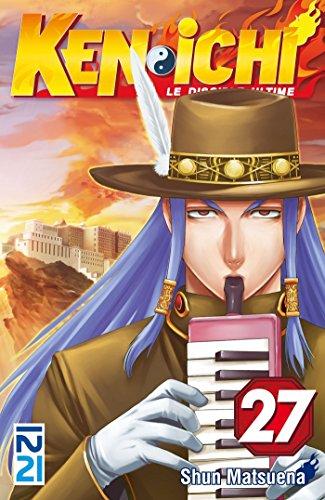Ken-ichi, saison 1 : Le disciple ultime - tome 27 (Kenichi - Le disciple ultime)