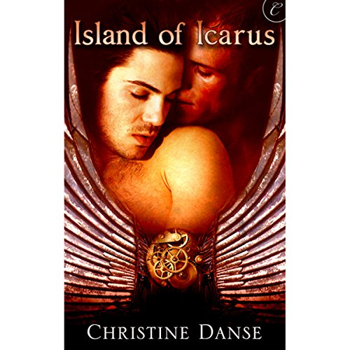 Island of Icarus audiobook cover art
