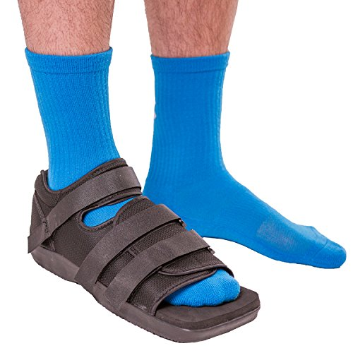 BraceAbility Post-op Shoe for Br...