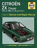Citroën ZX Diesel (91 - 98) J To S