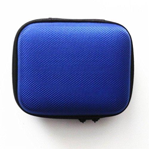 Schutzhülle für Gameboy Advance SP GBA SP Konsole, Blau