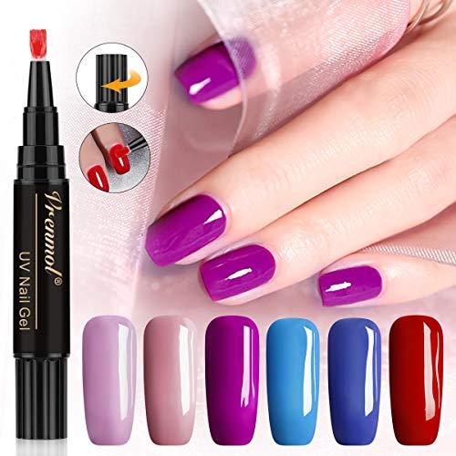 Vrenmol One Step Gel esmalte uñas 3 1 Soak Off UV