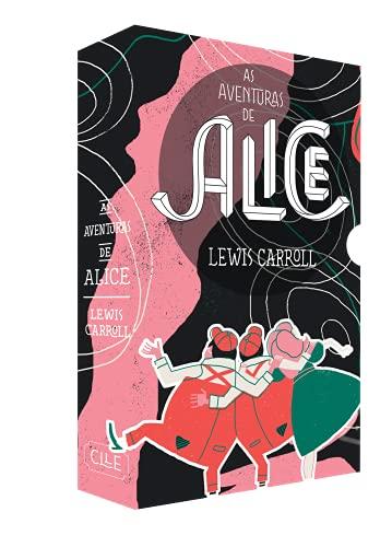 Box 2 Livros-As Aventuras de Alice