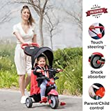 Zoom IMG-2 smartrike triciclo swing deluxe 650