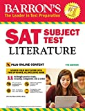 SAT Subject Test Literature with Online Tests (Barron's Sat Subject Test Literature)