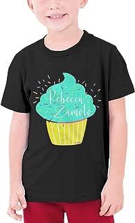 Rebecca Zamolo Cool Teenage T-Shirt Black