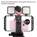 Ulanzi U Rig Pro Smartphone Video Rig, iPhone Filmmaking Case Case Phone Video...