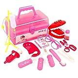 Wghz Kids Doctors Kit Kids Doctors Kit, 15 Stück Doctor Set für Kinder, Zahnarzt Spielzeug Set...