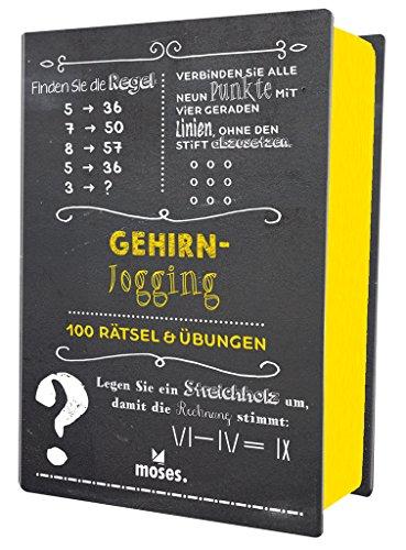 Quiz-Box Gehirnjogging: 100 Räts...