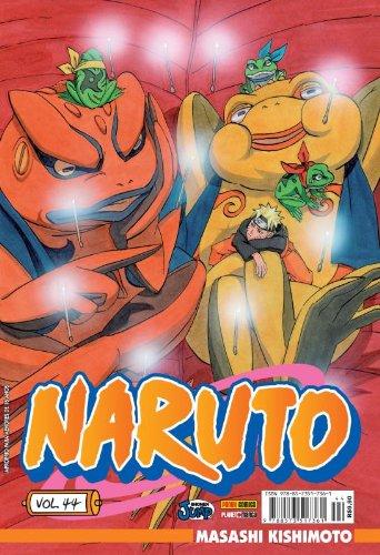 Naruto - Volume 44