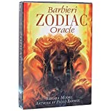 LHJY Tarocchi Barbieri Zodiaco Oracle Tarot Card Full English Divination Card Party Deck Board Game Toys (2Box)