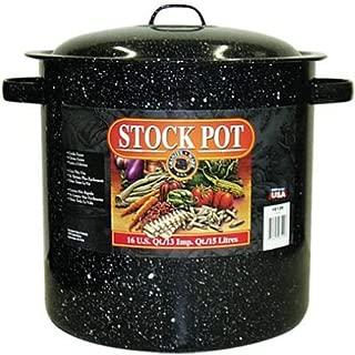 Granite Ware Stock Pot, 15.5-Quart