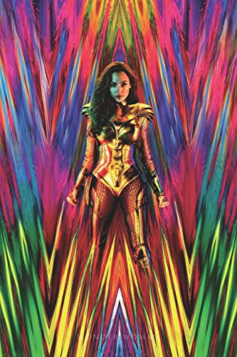 Wonder Woman: Writing Journal • Notebook • Diary • Notepad