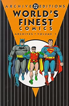 World's Finest Comics Archives, Vol. 1 - Book  of the DC Archive Editions