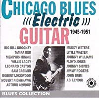 Chicago Blues Electric Guitar