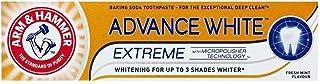 Arm&Hammer 3 Tona Kadar Beyazlatıcı Diş Macunu 1 Paket (1 x 75 ml)