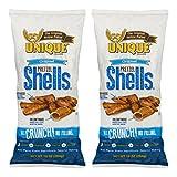 Unique Pretzel 'Shells' (Pack of Two - 10 Oz. Bags)