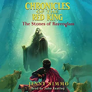 Stones of Ravenglass     Chronicles of the Red King, Book 2              Written by:                                                                                                                                 Jenny Nimmo                               Narrated by:                                                                                                                                 John Keating                      Length: 5 hrs and 44 mins     Not rated yet     Overall 0.0