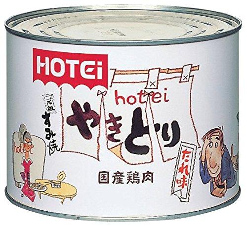 ホテイ やきとり たれ味 缶1750g
