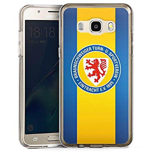 DeinDesign Samsung Galaxy J5 (2016) Bumper Hülle Bumper Case Schutzhülle Eintracht Braunschweig Fanartikel Fussball