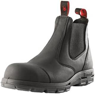 "Redback Boots USBBKSC ""Easy Escape"" Steel Toe Scuff Cap – Black"